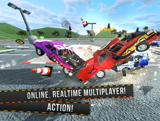 Play Demolition Derby Multiplayer on PC 9