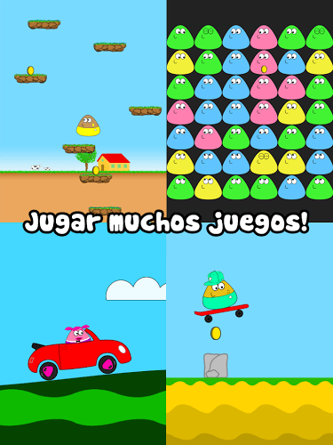 Juega Pou on pc 9