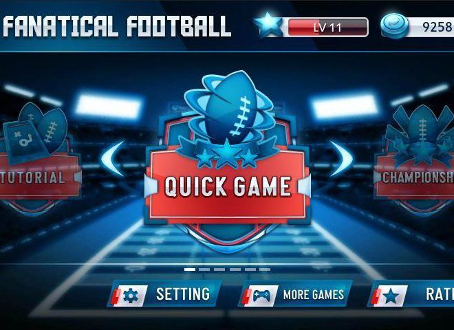 Play Fanatical Football on pc 4