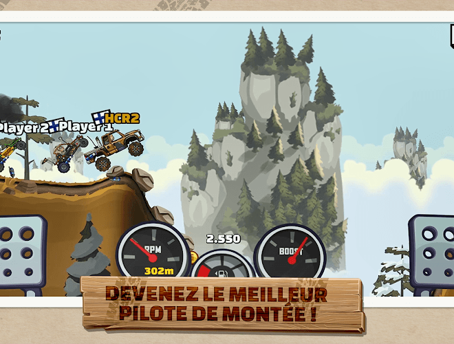 Jouez à  Hill Climb Racing 2 sur PC 9