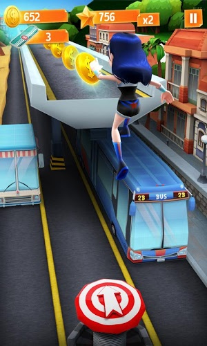 เล่น Bus Rush on PC 22