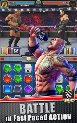 Play WWE Champions Free Puzzle RPG on PC 16