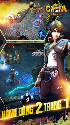 Chơi Contra Online on PC 5