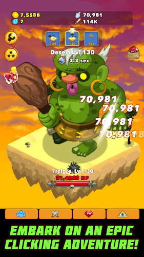 Play Clicker Heroes on pc 6