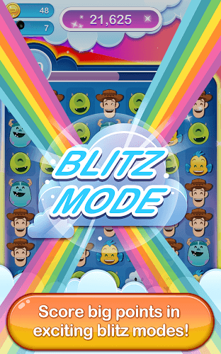 Chơi Disney Emoji Blitz on PC 6