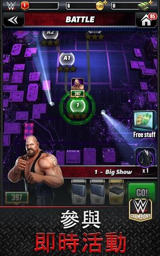 暢玩 WWE Champions Free Puzzle RPG PC版 22