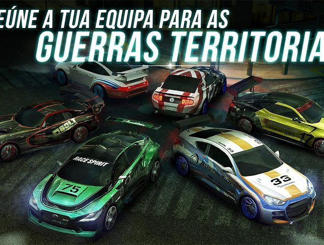Jogue Racing Rivals on pc 6