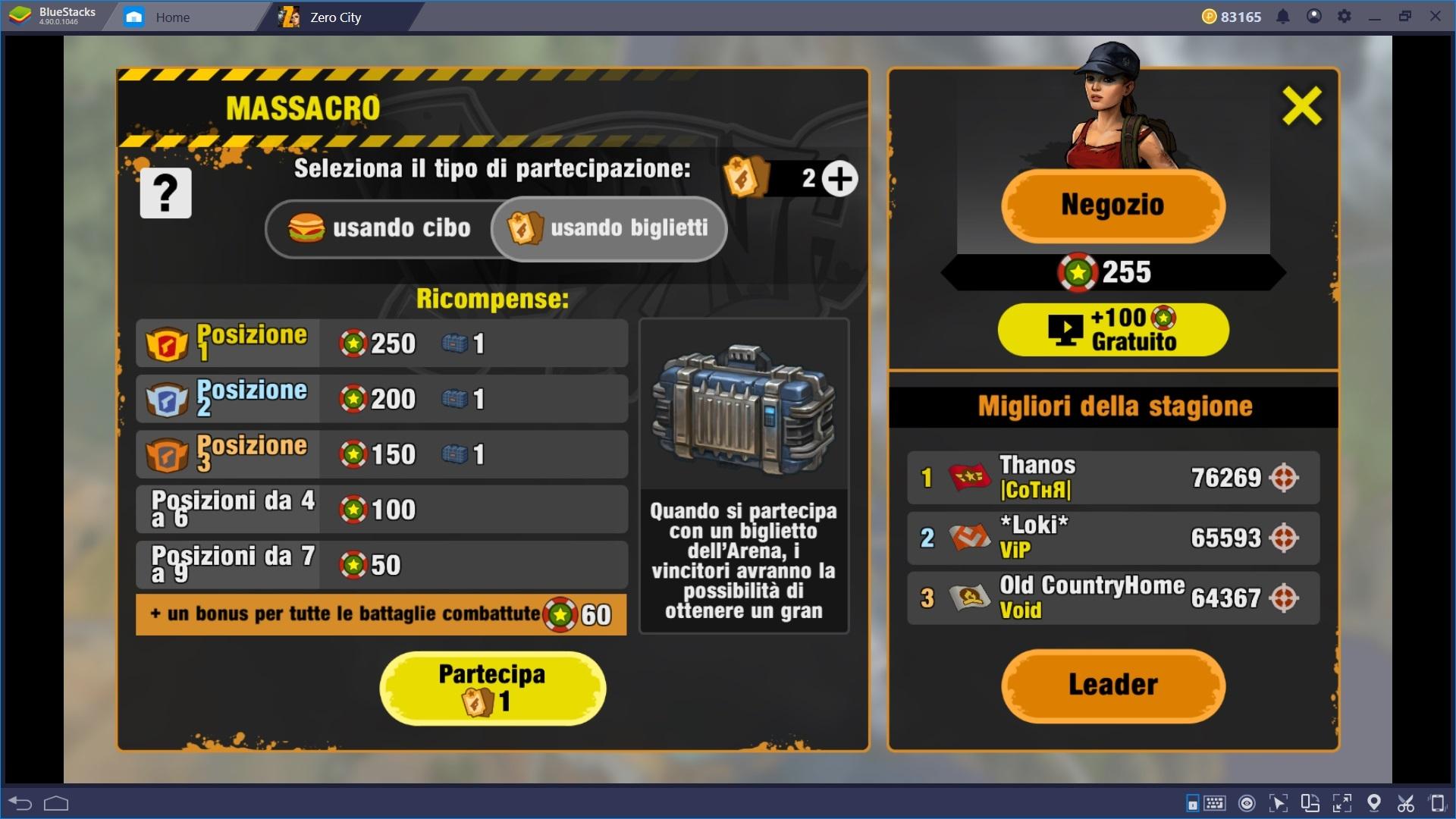 Trucchi e Consigli per Zero City: Zombie Shelter