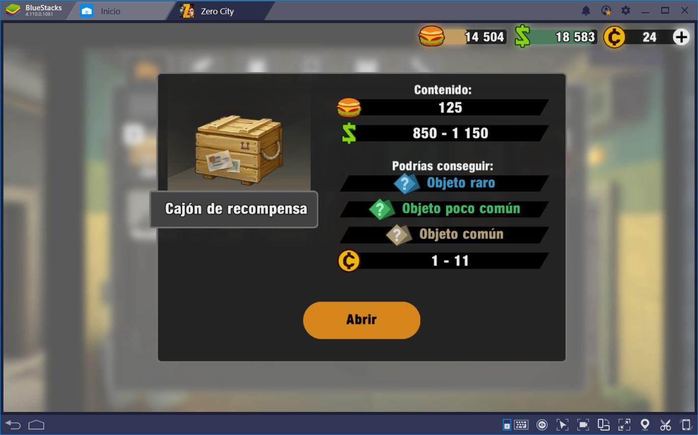 Cómo Hacer Dinero en Zero City