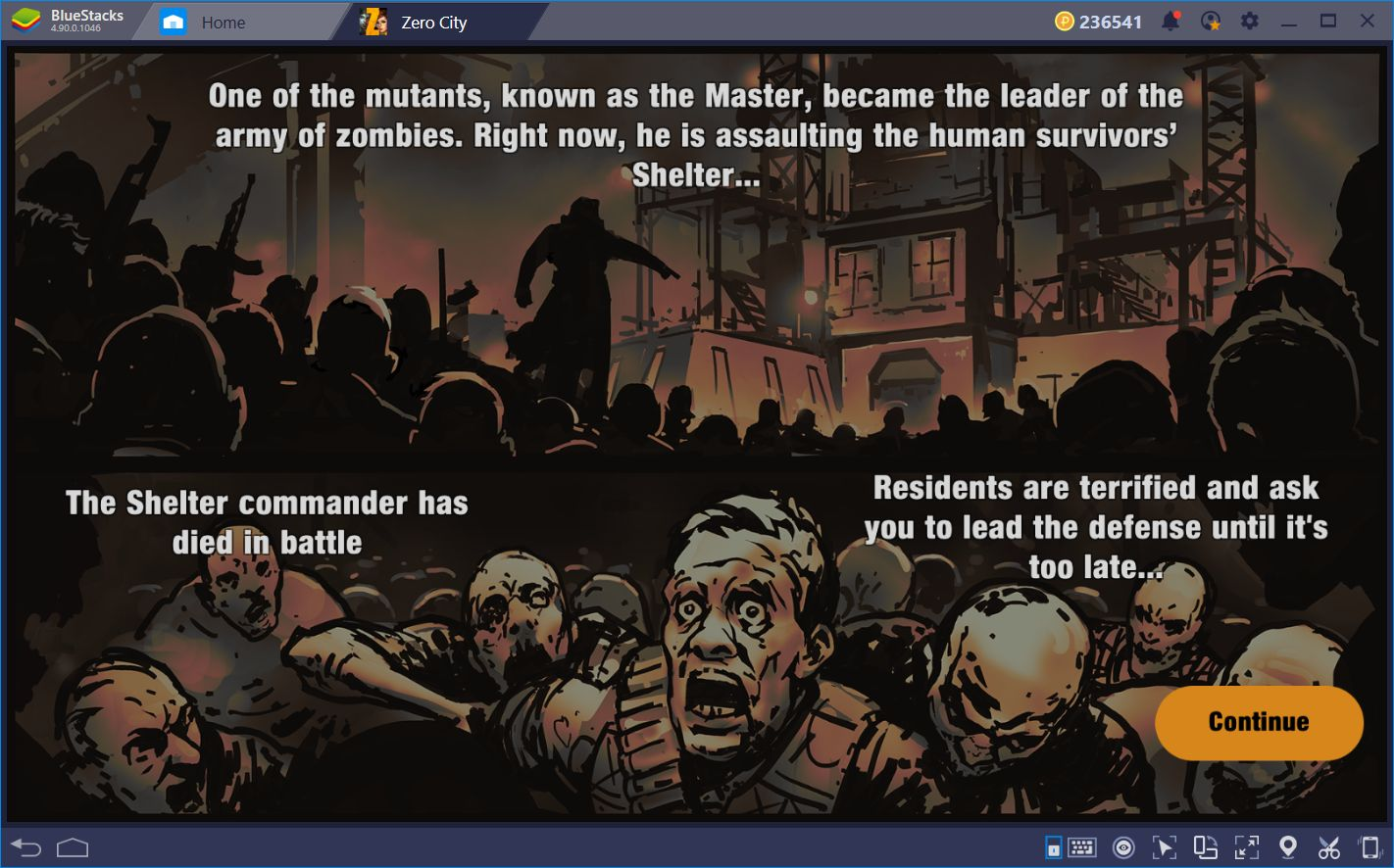 Build the Ultimate Shelter and Combat the Zombie Horde in Zero City