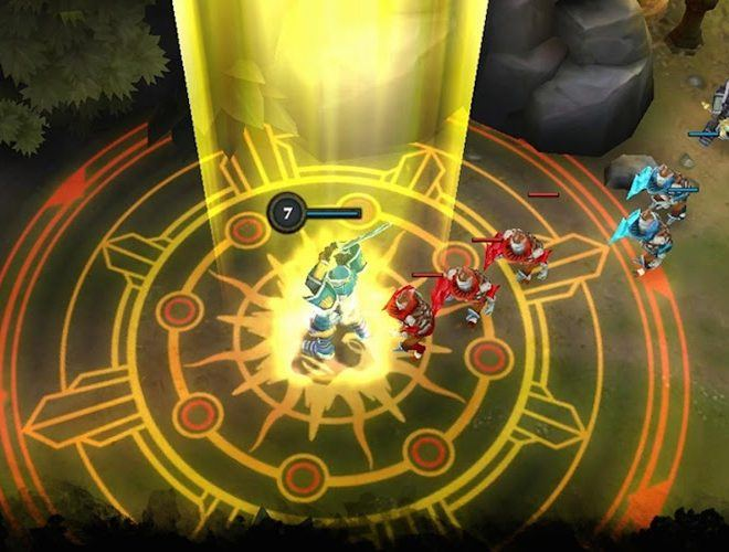 Играй Legendary Heroes На ПК 7