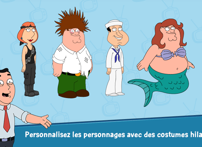 Jouez à  Family Guy: The Quest for Stuff sur PC 3
