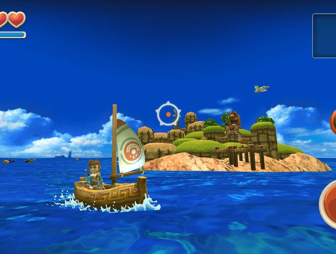 Играй Oceanhorn ™ На ПК 9