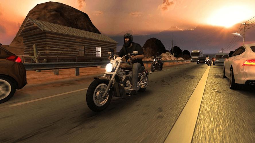 Играй Racing Fever: Moto На ПК 5