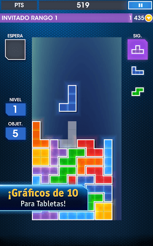 Juega Tetris on PC 7
