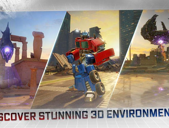 Chơi TRANSFORMERS: Forged to Fight on PC 4