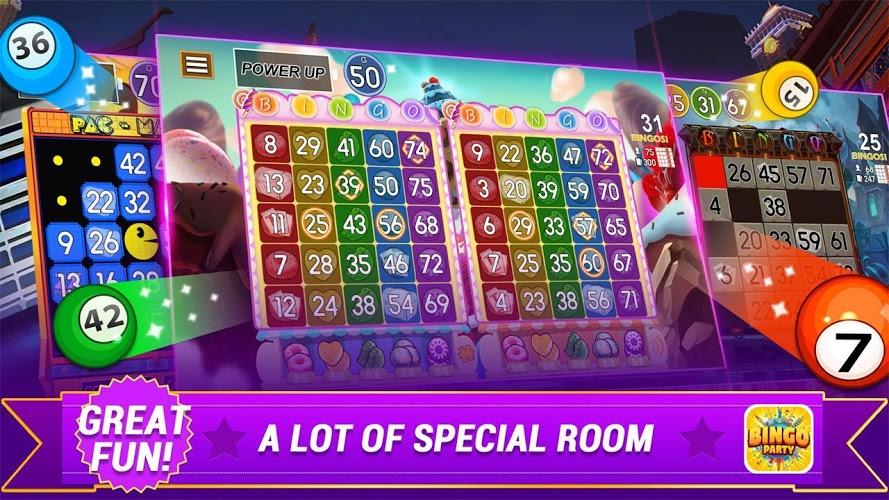 Play Bingo Party – Crazy Bingo Tour on PC 4