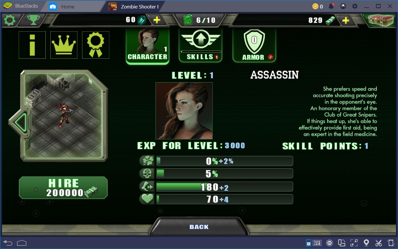 Zombie Shooter Guide to Gear and Skills