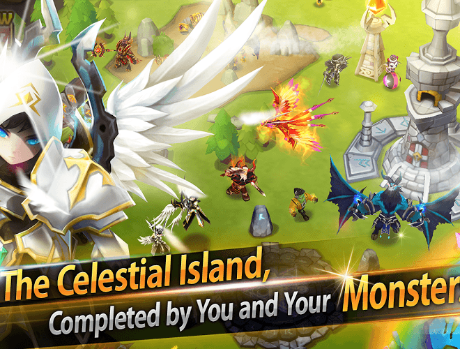 Play Summoners War Sky Arena on PC 25