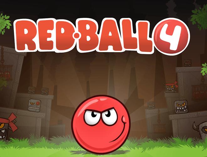Играй Red Ball 4 На ПК 3