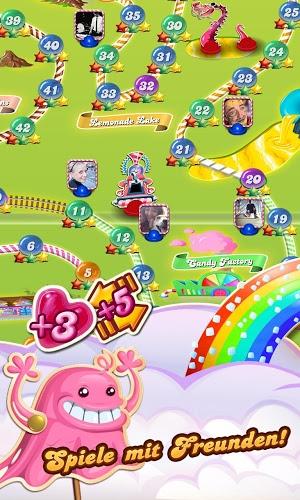 Spielen Candy Crush on pc 6