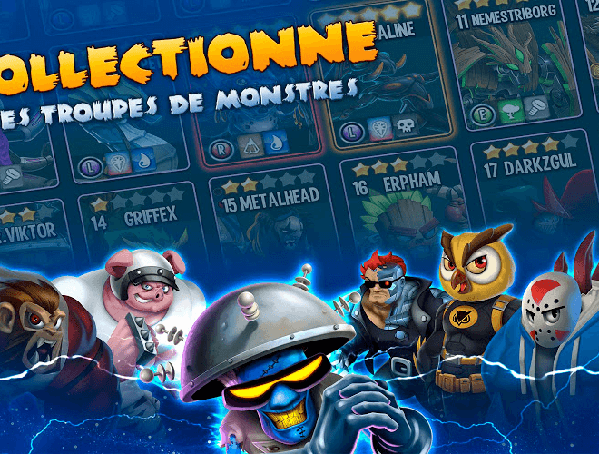Jouez à  Monster Legends – RPG sur PC 16