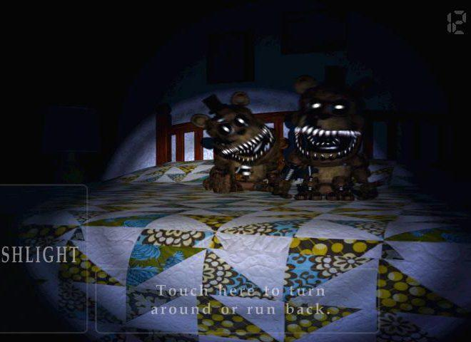 Main Five Nights at Freddy's 4 on PC 9