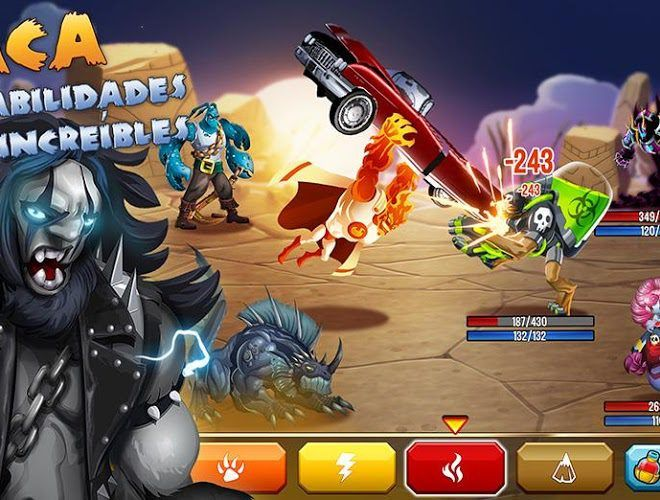 Juega Monster Legends en PC 16