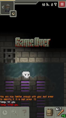 Играй Pixel Dungeon На ПК 8