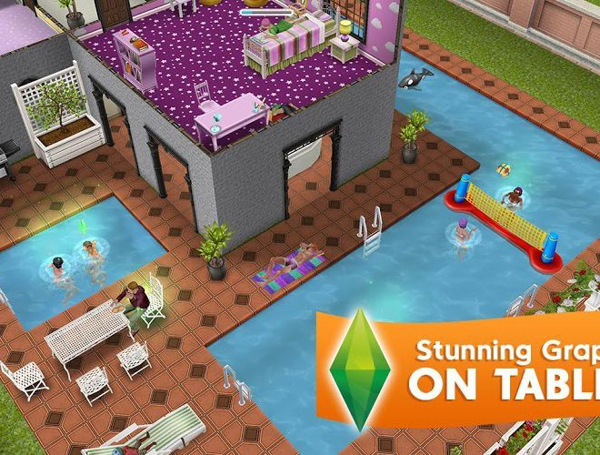Main The Sims Freeplay on PC 9