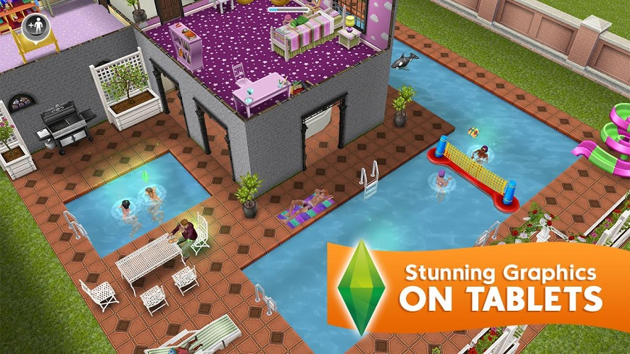 Play The Sims Freeplay on PC with BlueStacks