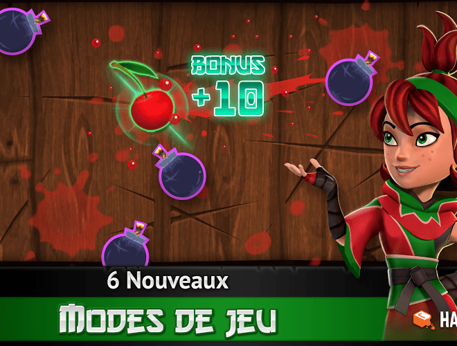 Joue Fruit Ninja Free on pc 11