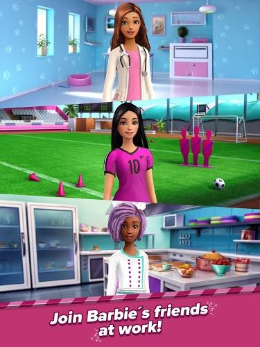 Play Barbie Sparkle Blast on PC 11