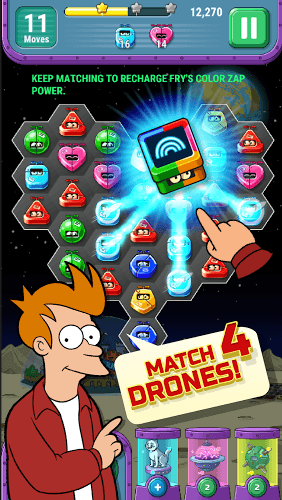 Play Futurama: Game of Drones on pc 3