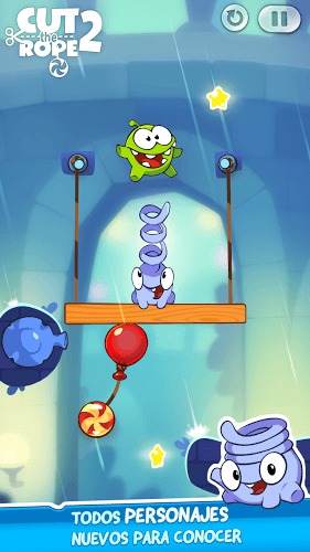 Juega Cut The Rope 2 on pc 9