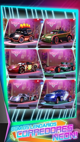 Jogue Cars: Fast as Lightning on pc 5