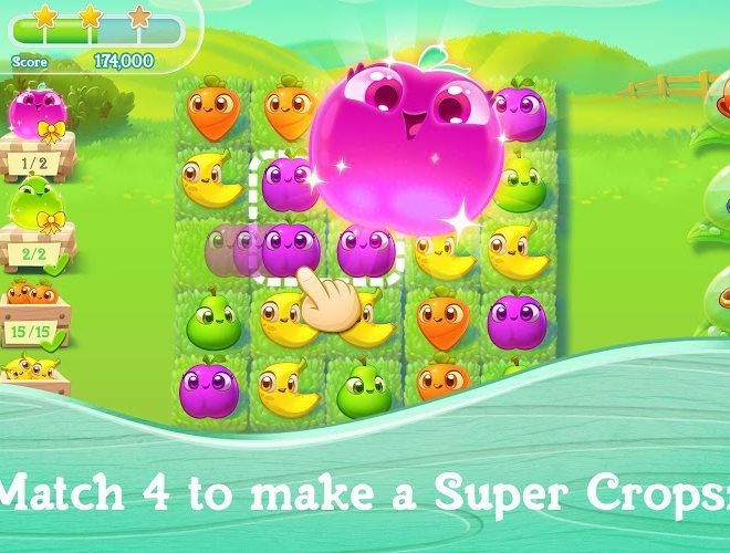 Play Farm Heroes Super Saga on PC 9