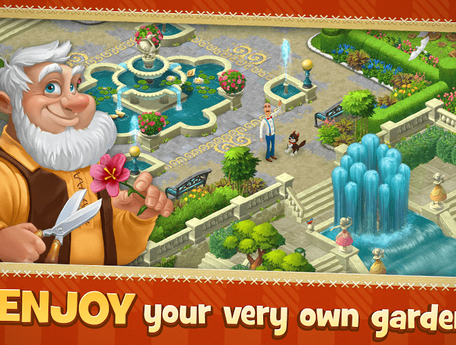 Play Gardenscapes on PC 16