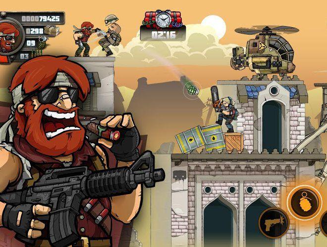 Играй Metal Soldiers 2 На ПК 15