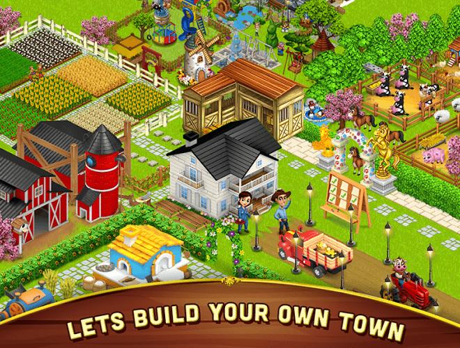 เล่น ฟาร์มขนาดใหญ่เล็ก ๆ น้อย ๆ on PC 22