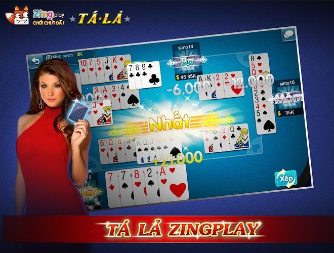 Chơi Zing Play Ta La on pc 7