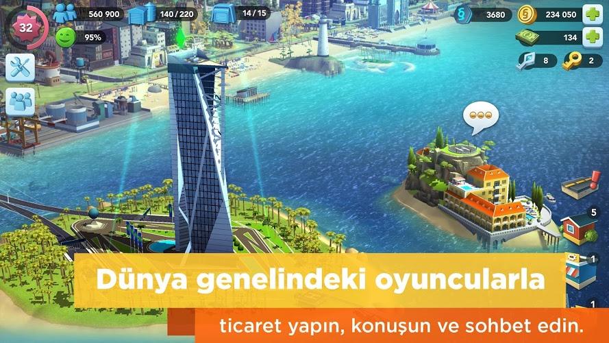 SimCity BuildIt İndirin ve PC'de Oynayın 5