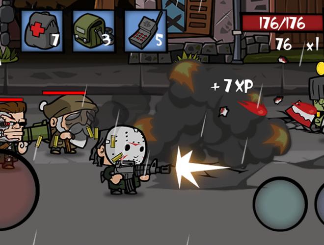 Играй Zombie Age 2 На ПК 8