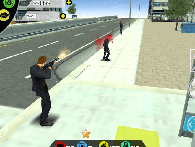 Play San Andreas Real Gangsters 3D on pc 15