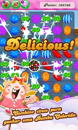 Jogue Candy Crush para PC 3