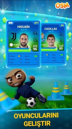 Online Soccer Manager (OSM) İndirin ve PC'de Oynayın 7