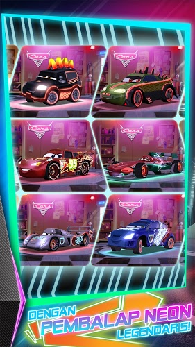 Main Cars: Fast as Lightning on PC 5