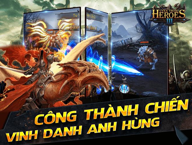 Chơi Huyền Thoại Heroes 3 on PC 17