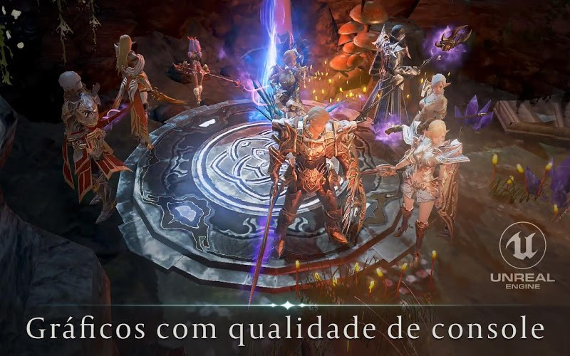 Jogue Lineage 2 Revolution para PC 16