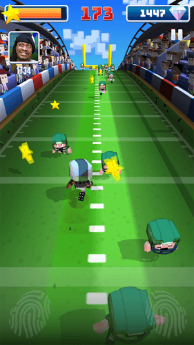 Play Blocky BEASTMODE® Football on PC 8